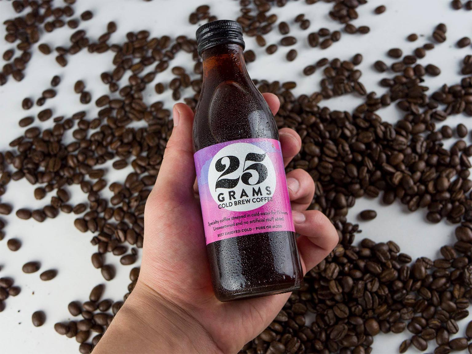 TheRenderers 25 Grams Cold Brew Coffee